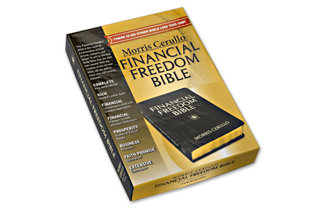 Financial Freedom Bible Box